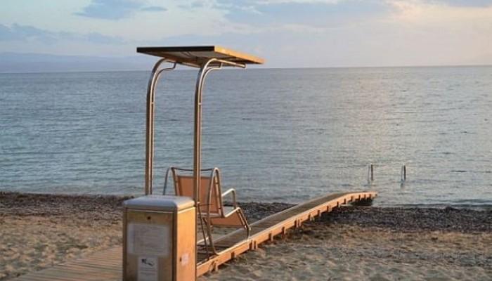 Ράμπα πρόσβασης ΑμεΑ στη θάλασσα προμηθεύεται ο δήμος Ηρακλείου