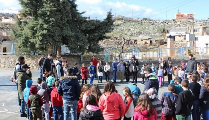 Ρέθυμνο C.K.: Επίσκεψη στα Λιβάδια Μυλοποτάμου