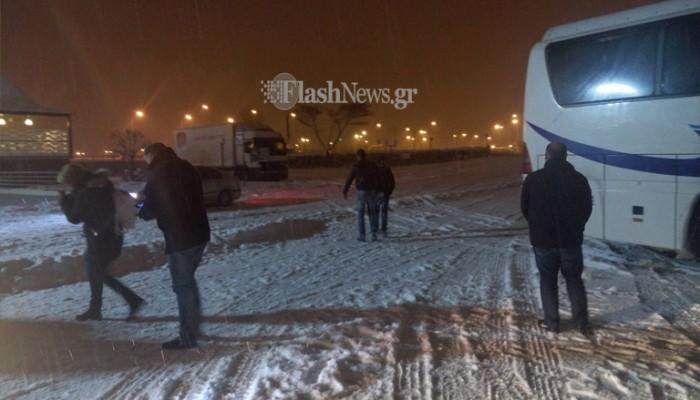 Απίστευτη οδύσσεια για επιβάτες της Ryanair από Χανιά προς Θεσσαλονίκη