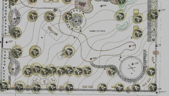 Παρουσίαση Μελέτης για την Ανάπλαση του Πάρκου επί της οδού Γιαμπουδάκη