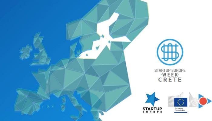 To Startup Europe Week Crete ξεκινά απο τα Χανιά στις 3 Φεβρουαρίου