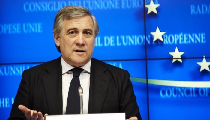 Εκλογή προέδρου στο Ευρωκοινοβούλιο: Ο Ταγιάνι νικητής στον πρώτο γύρο