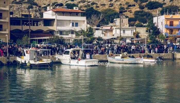 Το πρόγραμμα Αγιασμού των υδάτων στο δήμο Μινώα Πεδιάδας