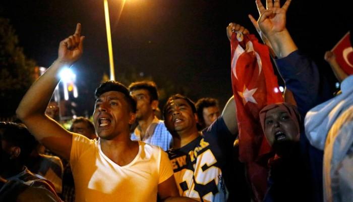Δικάζονται οι πραξικοπηματίες της Τουρκίας