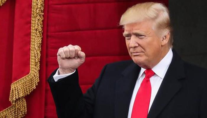 Ντόναλντ Τραμπ: Η Αμερική πάνω από όλα
