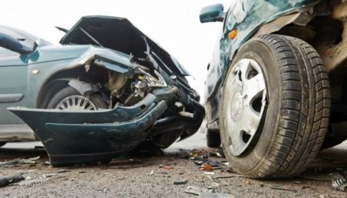 Τροχαίο ατύχημα στον Μακρύ Γιαλό