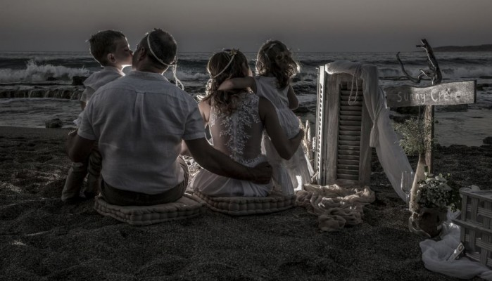 Η επιχείρηση που χάραξε το μέλλον στη διοργάνωση γάμων στην Κρήτη