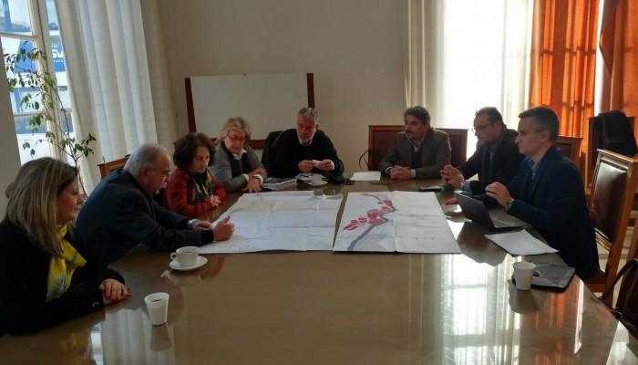 Συνάντηση Δήμου Ηρακλείου – Ο.Λ.Η. για την χερσαία ζώνη