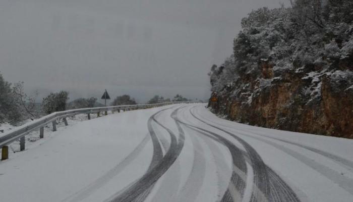 Νέος χιονιάς στην Κρήτη για ένα 24ωρο - Τι λέει ο μετεωρολόγος Μ.Λέκκας