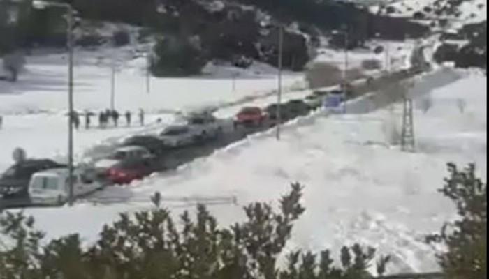 Κυκλοφοριακό.... στα ορεινά της Κρήτης ! (βίντεο)