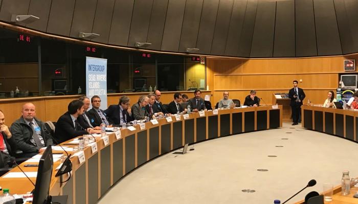 Σε ευρωπαϊκό συνεδριο για τη χαρτογραφηση των ακτών η Περιφέρεια