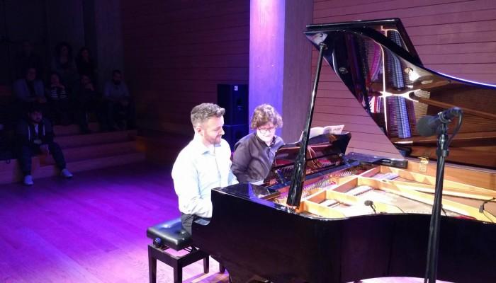 Με μεγάλη επιτυχία συνεχίζεται το 2ο Φεστιβάλ Πιάνου του Δήμου Ηρακλείου