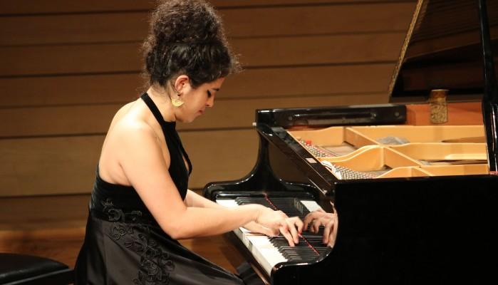 Μάγεψε η Αλεξία Μουζά στην πρεμιέρα του 2ου Φεστιβάλ Πιάνου