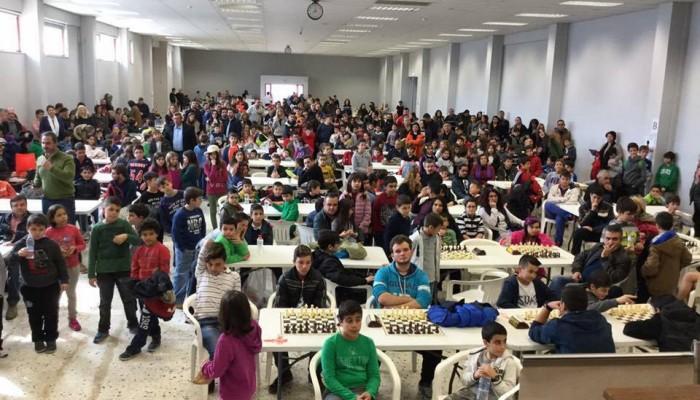 Με επιτυχία η σκακιστική γιορτή στη Χερσόνησο