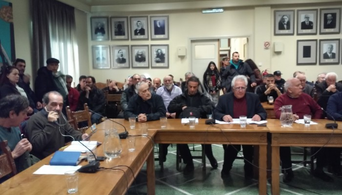 Χανιά: Εγκρίθηκε από την πλειοψηφία ο κανονισμός παραχώρησης δημοσίων χώρων