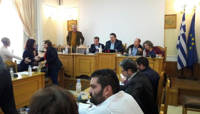 Απολογισμός Αρναουτάκη στο Περιφερειακό Συμβούλιο Κρήτης