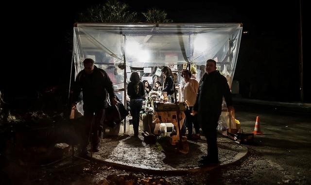 Για 20η μέρα στα Μεγάλα Χωράφια οι αγρότες- Αναχωρούν για Αθήνα την Δευτέρα