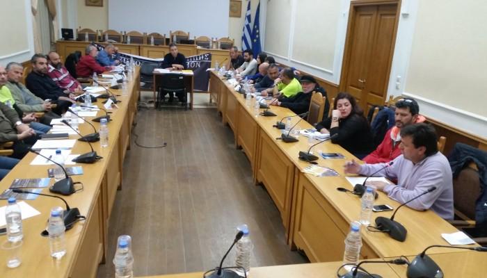 Συνάντηση στη Περιφέρεια για την ανάδειξη της Κρήτης ακόμα ψηλότερα