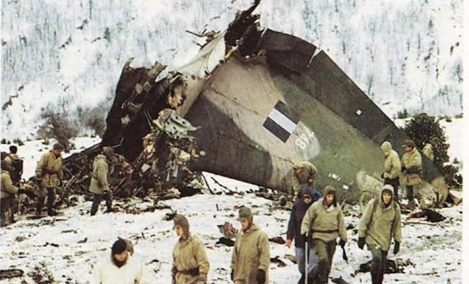 Η μεγαλύτερη τραγωδία για την Πολεμική Αεροπορία με προορισμό την Κρήτη
