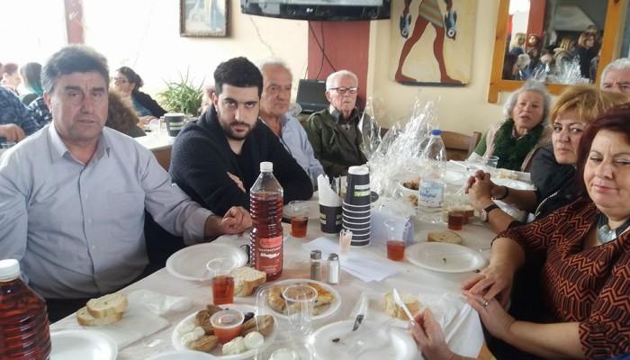 Έκοψε την πίτα του ο Πολιτιστικός Σύλλογος Πλοκαμιανών Κισάμου