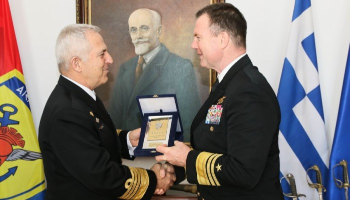 Στα Χανιά σήμερα ο Διοικητής Ειδικών Επιχειρήσεων του ΝΑΤΟ