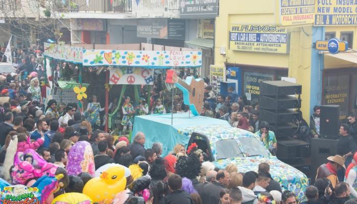 Καλυβιανό καρναβάλι 2017 (το πρόγραμμα)