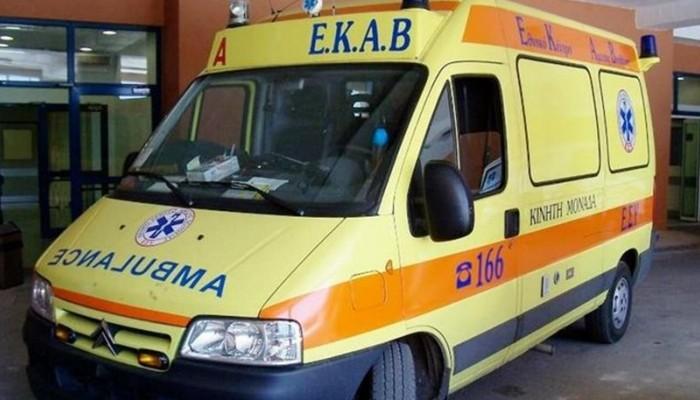 Ανήλικος τραυματίστηκε όταν έπεσε απο ύψος τριών μέτρων