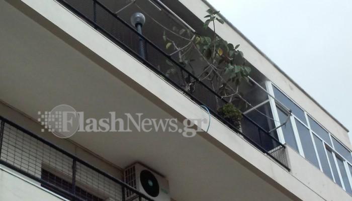 Χανιά: Η φωτιά στο στρώμα κρεβατιού σε διαμέρισμα προκάλεσε αναστάτωση