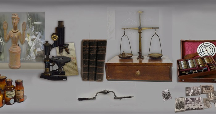 Ξενάγηση στο Μουσείο Ιατρικής στις Βούτες Ηρακλείου