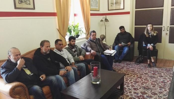 Άμεση λύση για το πρόβλημα της στέγασης ζητούν οι Ρομά στα Χανιά