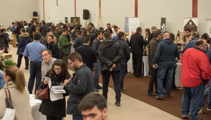 Πάνω από 3.000 επισκέπτες στη έκθεση κρητικού κρασιού ΟιΝοτικά στο Ηράκλειο