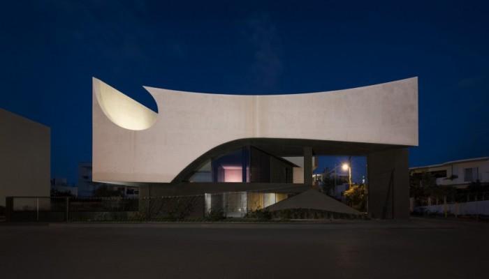 Κατοικία στην Κρήτη είναι υποψήφια για ευρωπαϊκό βραβείο αρχιτεκτονικής
