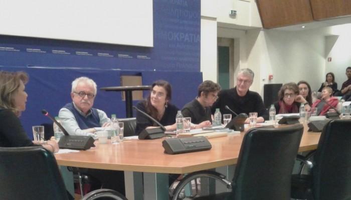 Ο δήμος Ρεθύμνου σε πανελλήνια συνάντηση με την Υπ.Πο. για τα φεστιβάλ