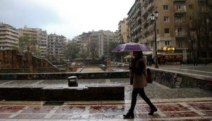 Ξαφνική αλλαγή του καιρού με ισχυρές καταιγίδες και σκόνη από την Αφρική