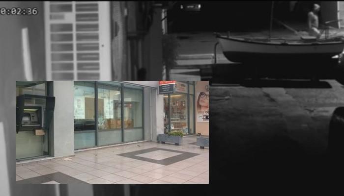 Πιάστηκε ο διαρρήκτης που έσπαγε βιτρίνες καταστημάτων στα Χανιά
