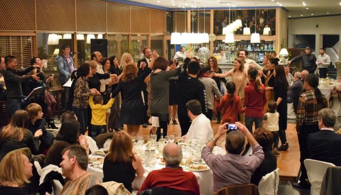 Ο Όμιλος Λεπτός Ελλάδος έκοψε την πίτα του με πλήθος φίλων και συνεργατών