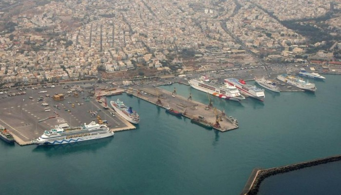 Ναυτικός τραυματίστηκε στο Ηράκλειο ενώ καθάριζε καμπίνα