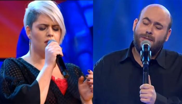 Δύο Κρητικοί στα ημιτελικά του The Voice