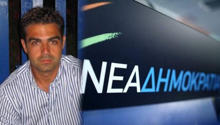 Ο Γιώργος Μαραθάκης υπεύθυνος στρατηγικού σχεδιασμού της ΝΔ στην Κρήτη