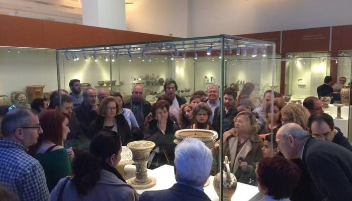 Γέμισε ...γιατρούς το Αρχαιολογικό Μουσείο Ηρακλείου