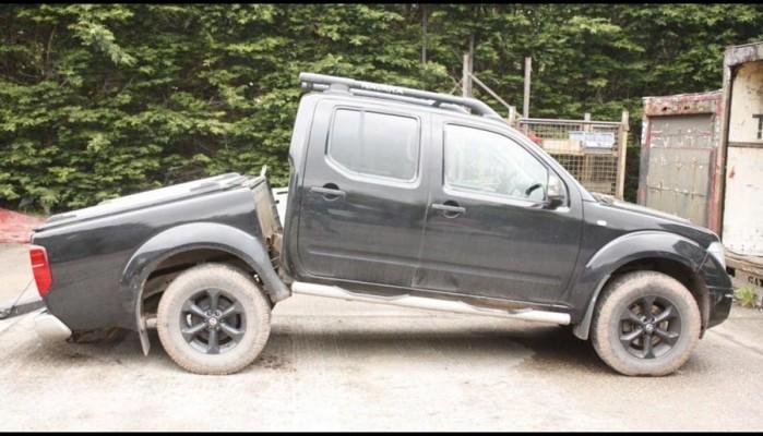 Η ανακοίνωση της Nissan για τις σπασμένες καρότσες των Navara