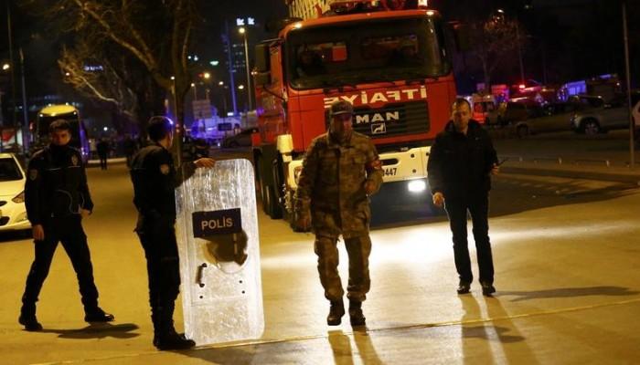 Πογκρόμ στην Τουρκία, 550 συλλήψεις για το PKK