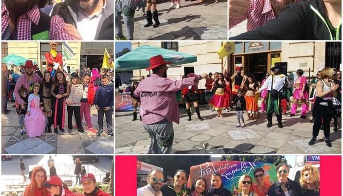 Το Ρεθεμνιώτικο Καρναβάλι ήρθε στα Χανιά!