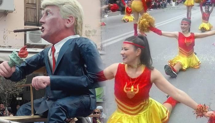 Έγινε και φέτος χαμός στο Ρεθεμνιώτικο Καρναβάλι 2017 (φωτο)