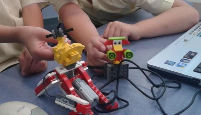 Δωρεάν πρόγραμμα ρομποτικής για μαθητές της Στ Τάξης Δημοτικού Σχολείου
