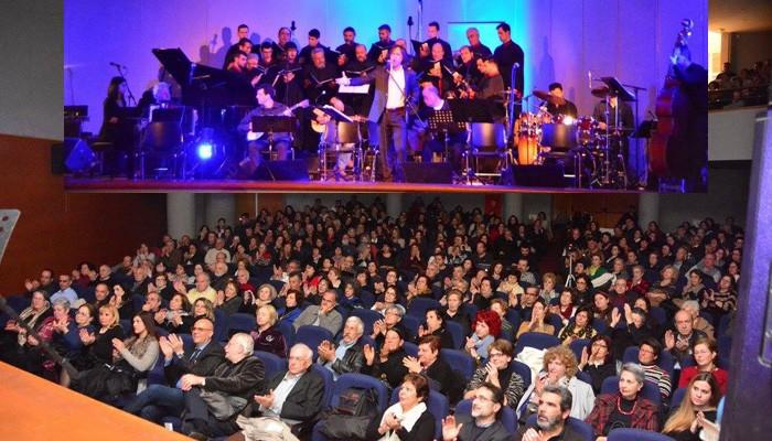 Όλοι ήταν στην συναυλία για τις «Χαμένες πατρίδες» στα Χανιά (φωτο)