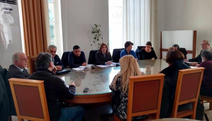 Σύσκεψη για την ηχορύπανση στον Δήμο Ηρακλείου