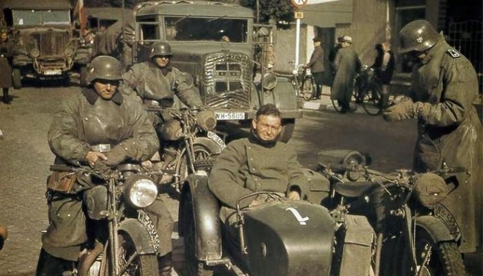 Η ιστορία της θρυλικής BMW μοτοσυκλέτας με το καλάθι