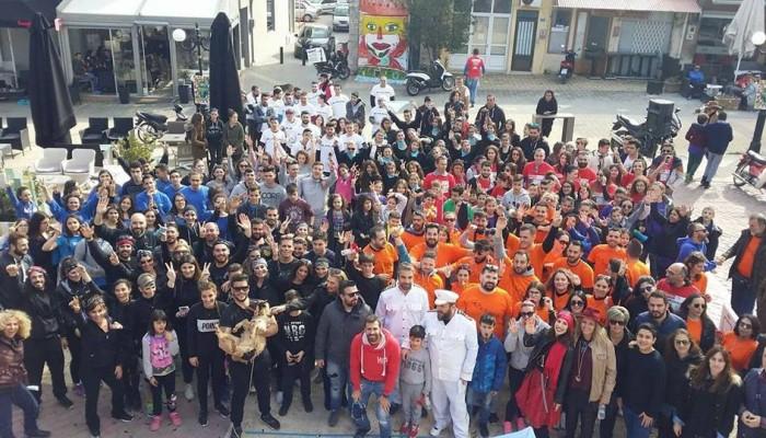 Με επιτυχία οι πρώτες Αποκριάτικες εκδηλώσεις στο δήμο Μινώα Πεδιάδας