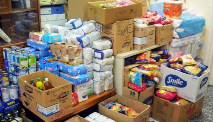 Ξεκινάει την Δευτέρα η διανομή τροφίμων από την Περιφέρεια